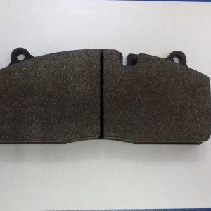 Колодки тормозные дисковые SAF 3057009601
