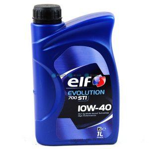 Масло моторное  ELF EVOL.700 STI 10w40 1L
