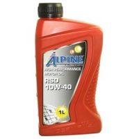 Масло моторное полусинтетическое Alpine RSD 10w40 1л.