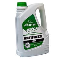 Антифриз зеленый  ARCTIC G-11 5кг.