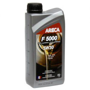 Масло моторное синтетическое Areca F5000 5w-30 1L