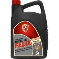 Масло мотор/apiCF-4/SG диз. FELIX 10w40 5L