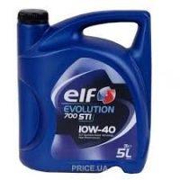 Масло моторное  ELF EVOL.700 STI 10w40 5L