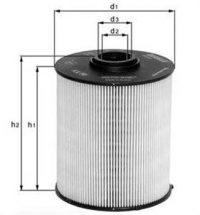 Фильтр топливный KX182D KNECHT