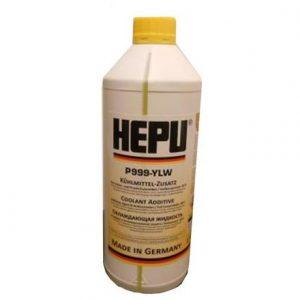 Антифриз HEPU P999 YLW 1.5L