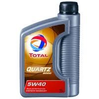 Масло моторное синтетическое Total QUARTZ 9000 5w40 1L.
