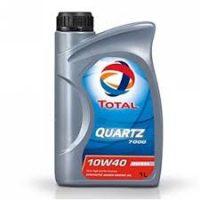 Масло моторное полусинтетическое Total QUARTZ D 7000 10w40 (SN) 1L.