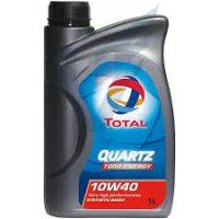 Масло моторное полусинтетическое Total QUARTZ  7000 EGY 10w40 (SN) 1L.