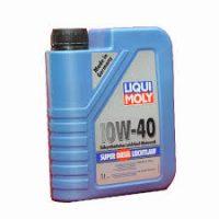 Масло моторное полусинтетическое дизельное Liqui Moly Super Diesel Leichtlauf  10w40 1л.