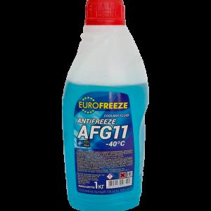Антифриз синий Eurofreeze AFG 11 0,88л