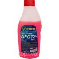 Антифриз Eurofreeze AFG 12+ красный  088л (1кг) (РБ)