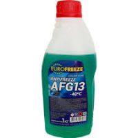 Антифриз Eurofreeze AFG 13 зеленый  0,88л (1кг) (РБ)