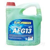Антифриз Eurofreeze AFG 13 зеленый  4,2л (4,8кг) (РБ)